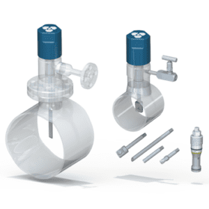 INJECTION AND SAMPLING SYSTEM
