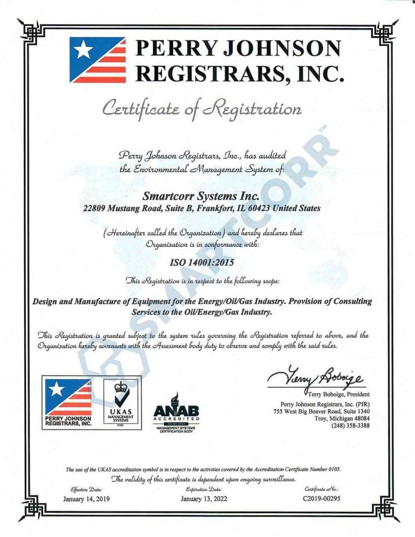 ISO14001-SMARTCORR